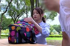 Jav cute Japan wife Hikaru Wakabayashi devours hubbys cock