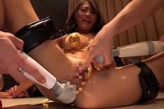 Sex u45 Big titty babe Ami Kurosawa has her perfect tits squeezed and played with